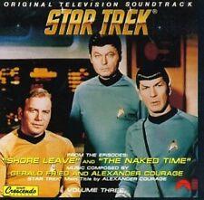 New: : Star Trek: Original Television Soundtrack, Volume Three (Shore Leave, The