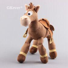 Toy Story 4 Horse Bullseye Plush Toy Soft Stuffed Animal Doll 10'' Teddy Cuddly