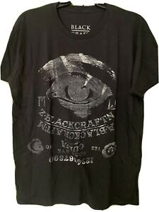 BlackCraft Cult Ouija T Shirt Size Large / Used