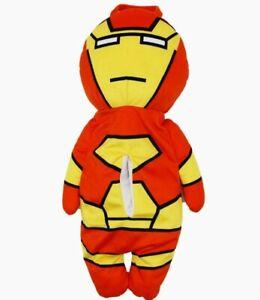 Marvel Ironman Tissue Box Cover Holder Kawaii Cute Plush