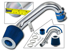 BCP BLUE 2001-2005 Civic 1.7 AT/MT Short Ram Air Intake +Filter