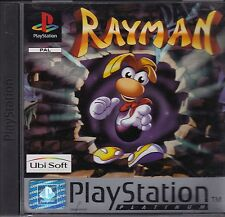 GIOCO Sony PLAYSTATION Platinum RAYMAN +++