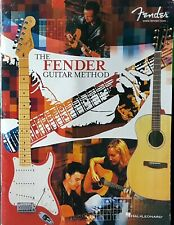 The Fender Guitar Method Lessons Instructions Tab Music Book