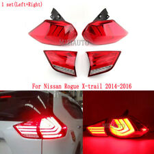 4x For Nissan Rogue X-trail 2014-2016 Brake Lamp Rear Left Right LED Tail Light