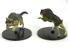 D&D Icons of the Realms - #031 Dire Wolf - Large - Waterdeep Dragon Heist