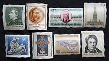 Sello BERLIN Stamp (ALEMANIA) - 8 sellos de 1981 n (Cyn27)