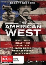 The American WEST : NEW DVD