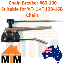 """Chain Breaker #60-100 Suitable for 3/4''-1 1/4"""" 12B-16B Chains"""