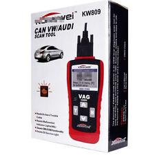 For SEAT Car Diagnostic Scanner CAN OBD2 II Code Reader Tool KW809 VS VAG405