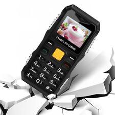 NEU Mini Handy LEICHT KLEIN FEIN Arbeit Senioren Baustelle mit Taschenlampe A242
