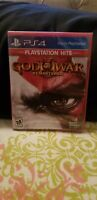 God of War 3 Remastered - PlayStation 4 PS4  Same Day Shipping read Description