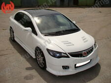 MV-Tuning Sport Hood Body Kit for Honda Civic 4D sedan 8th gen 2006-2012
