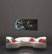 Alien H R Giger enorme impresión arte cartel