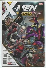 X-MEN: GOLD #11 - DAN MORA COVER - LAN MEDINA ART - MARVEL COMICS/2017