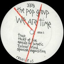 Pop Group - We Are Time [CD]