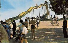 ermenonville el tobogan géant mer de sable