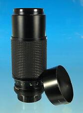 Minolta MD Zoom Rokkor 75-200mm / 4.5 Minolta MD Objektiv lens objectif - 80857