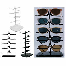 5 Layer Sunglasses Rack Eyeglasses Glasses Display Stand For Retail Stores