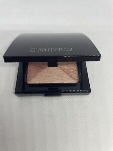 Laura Mercier Shimmer Bloc Powder Compact - Pink Mosaic
