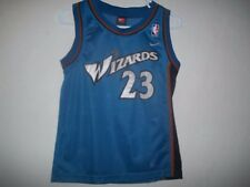 WASHINGTON WIZARDS BASKETBALL JERSEY #23 YOUTH SMALL BY NIKE ALL STITCHED