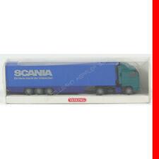 Wiking H0 528 01 36 Scania Kühlkoffer-Sattelzug