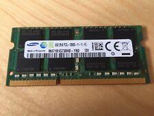 8GB SAMSUNG DDR3 MEMORY M471B1G73BH0-YK0 Speicher PC3-12800 1600Mhz 204pin