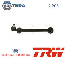 2x TRW LOWER FRONT LH RH TRACK CONTROL ARM PAIR JTC354 P NEW OE REPLACEMENT