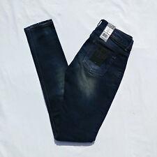 G-Star Raw Women`s Jeans Dexter Slinky Super Skinny Slim Fit Size 26x32 Dark