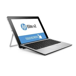 "HP Elite x2 1012 G1 LTE 2-in-1 m5-6y57 8GB 256GB SSD 12"" 1920x1280 REFURBUSHED"