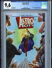 Astro City Issue #1 CGC 9.6 NM+ Kurt Busiek Alex Ross Image Comic 1995  K15