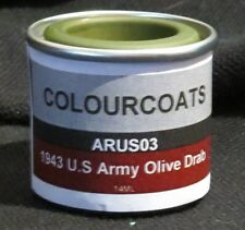 Colourcoats 1919 - 1945 Olive Green - (ARUS03)