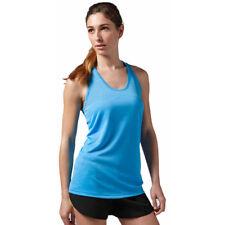 Reebok Women's Running Essentials Tank Top - XS - California Blue