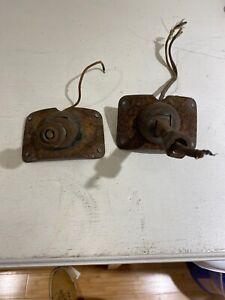 1935 1936  Auburn Headlight Bucket Brackets