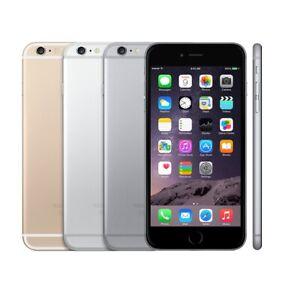IPHONE 6 PLUS RICONDIZIONATO 16 64 128GB GRADO A+ AB B C BIANCO NERO  RIGENERATO