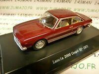 STA8 voiture1/43 STARLINE models : LANCIA 2000 coupé HF 1971 bordeaux