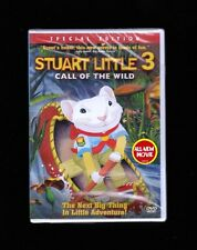 Sony Pictures Stuart Little 3 Call of the Wild Animated 1.78:1 Widescreen Sealed