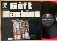 The Soft Machine - Self Titled - Psych Jazz Experimental Rock Vinyl LP SHZE908BL