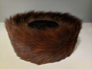 Orthodox Hassidic Authentic Real Fur Shtreimel Streimel Hat