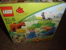 altes Lego Duplo Tiere Bauernhoftiere 4972 *in ungeöffneter Originalverpackung*