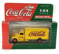 Coca-Cola Vintage Vehicles 1936 Ford Panel Truck 1:64 Die-Cast Hartoy 1993 NIB
