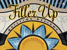 Fill'er up: Quilting Designs by Renae Haddadin (2013, Paperback, Illustrated)