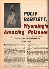 Wyoming's Amazing She-Devil, Polly Bartlett