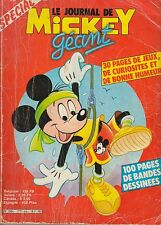 LE JOURNAL DE MICKEY GEANT / HORS-SERIE 1771 BIS / 1986