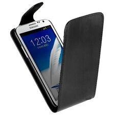 Samsung N7100 Galaxy Note 2 - Housse Etui à Clapet Ultra Fin+1 protection écran