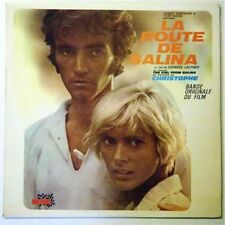 clinic - la route de salina  SOUNDTRACK ( FRA 1970)  CD