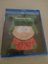 New South Park: Seasons 16-20 [Blu-ray] Boxed Set, Dolby