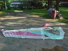 New Up Ultra Profile Windsurfing Sail Twin Rad 640 w Bag