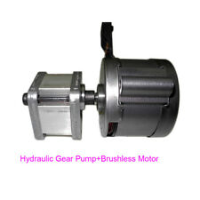 TRW Hydraulic Gear Pump Metal Gear Pump + High Power High Torque Brushless Motor
