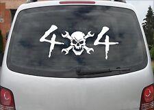 1x xl autocollant 4x4 skull radiocommandees suv voiture sticker des autocollants shocker 4 x 4