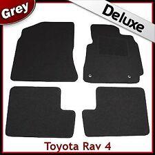 Toyota Rav4 2002 2003 2004 2005 2006 Tailored LUXURY 1300g Car Mats GREY